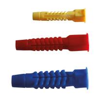 Kit di fissaggio 140 pz. ø 6,8,10 x 30,50  mm