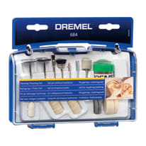 Set accessori miniutensili Dremel Set 684