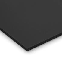 Lastra gomma crepla nero 50 x 100  mm, spessore 10 mm