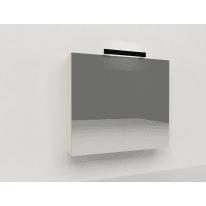 Specchio contenitore Key L 70 x H 62 x P  15 cm