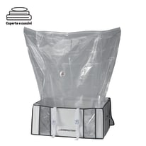 Sacco sottovuoto con custodia Compactor L 50 x H 27 cm