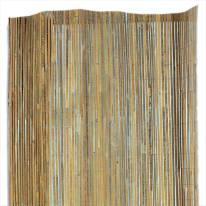 Canniccio naturale Arella Mezza Canna 200x300 cm L 3 x H 2 m