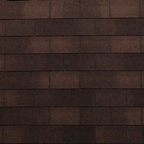 Tegole canadesi rettangolari Onduline Bardoline Pro marrone in bitume 100 x 34  cm, spessore 3,4 mm
