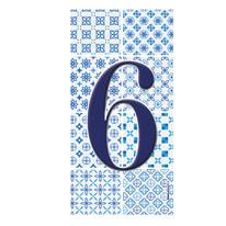 Numero Arabesque 6