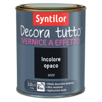 Vernice Syntilor Decora tutto incolore 250 ml