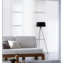 Tenda a pannello resinato One bianco 60 x 300 cm