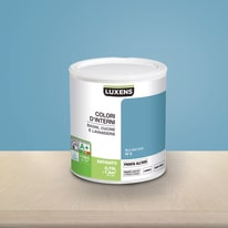 Smalto murale Blu Baltico 3 0,75 L Luxens