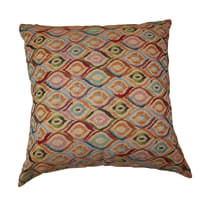 Cuscino grande Prado multicolore 60 x 60 cm
