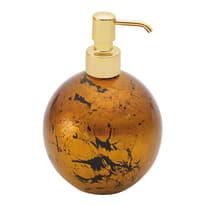 Dispenser sapone Murano ambra