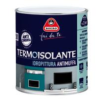 Idropittura antimuffa termoisolante bianca Boero 0,75 L