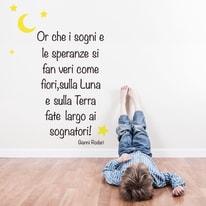 Sticker Words UP Kids L Rodari
