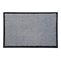 Zerbino Wash&clean grigio chiaro 40 x 60 cm