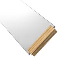 Inserto plexiglass Eagle L 123 x H 9,5 cm