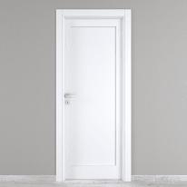 Porta da interno battente Atria bianco 70 x H 210 cm dx