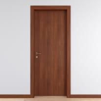 Porta da interno battente Schubert 60 x H 200 cm reversibile