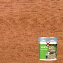 Olio V33 Easy Cream teak 0,5 L