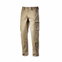 Pantalone Diadora Rocky Poly, beige tg. XXL