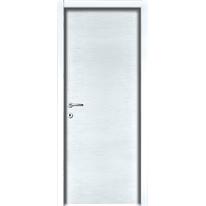 Porta da interno scorrevole Louvre Bianco 80 x H 210 cm reversibile