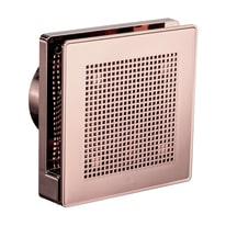 Aspiratore elicoidale Ø 100 mm Vortice Punto Evo Gold Oro Rosa