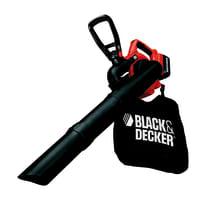 Soffiatore aspiratore a batteria Black & Decker GWC3600L20