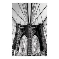 quadro su tela Brooklyn bridge 75x115
