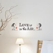 Wallsticker Words Up S Love is in