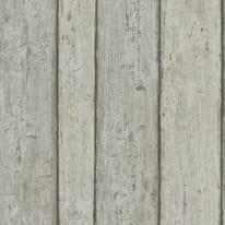 Carta da parati Legno anticato beige 10,05 m