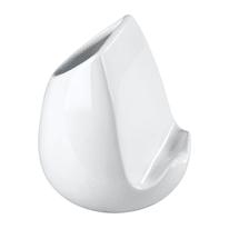Supporto per tablet/ricettario bianco L 15 x P 14,5 x H 16,5 cm