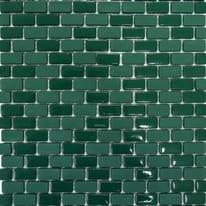 Mosaico Edera 30 x 30 cm verde