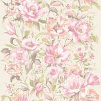 Carta da parati FIORI rosa 10 m
