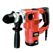 Martello demolitore Black & Decker KD1250K-QS, 1250 W, attacco SDS-PLUS