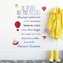 Words Up L Regole della cameretta