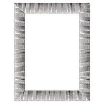 Cornice Soho argento 40 x 60 cm