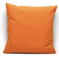 Fodera per cuscino arancione 60 x 60 cm