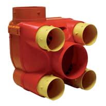 Sistema di ventilazione meccanica controllata singolo flusso