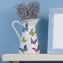 Sticker Creative S Color butterflies