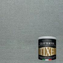 Finitura Tixe Glittertix argento glitterato 250 ml