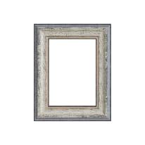 Cornice Fabriano azzurro e bianco 13 x 18 cm