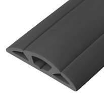 Canale soprapavimento/parete adesivo 6,5 x 0,4 mm x L 1.5 m