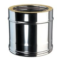 Tubo coibentato 250 mm acciaio inox AISI 316L