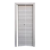 Porta da interno pieghevole Corn 70 x H 210 cm dx