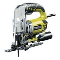 Seghetto alternativo Ryobi RJS1050-K, potenza 680 W