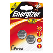 Pila a bottone al litio CR2450 Energizer