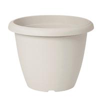 Vaso Terrae ø 50 cm bianco