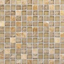 Mosaico Glass marble 30 x 30 cm