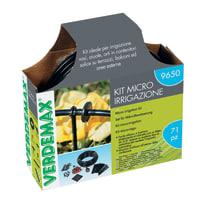 Kit microirrigazione Verdemax 10 vasi