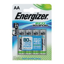 Pila alcalina stilo AA Energizer Eco Advanced