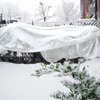 Telo di protezione Ortoclima Extra bianco 1 x 10 m