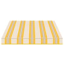 Tenda da sole a caduta cassonata Tempotest Parà 240 x 250 cm giallo/azzurro/avorio Cod. 5118/62
