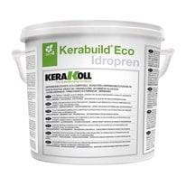 Impermeabilizzante con emulsione bituminosa Kerabuild Eco Idropren Kerakoll 5 kg